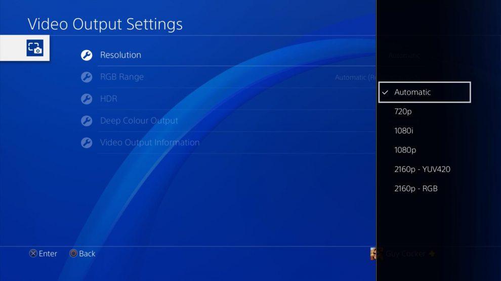 PlayStation 4 Pro: 4K e HDR a portata di console