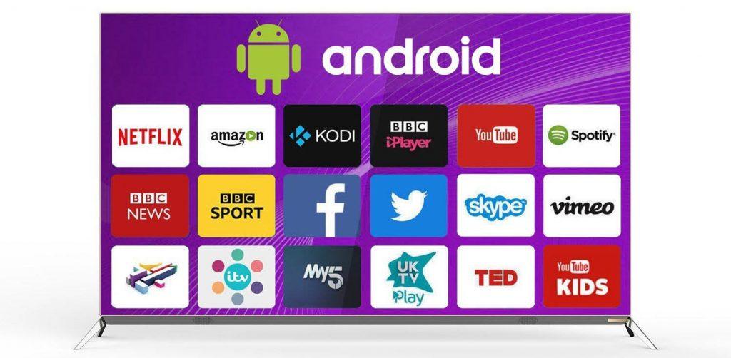 Un TV OLED Ultra HD da 55'' a poco più di 1100 euro? In UK si può