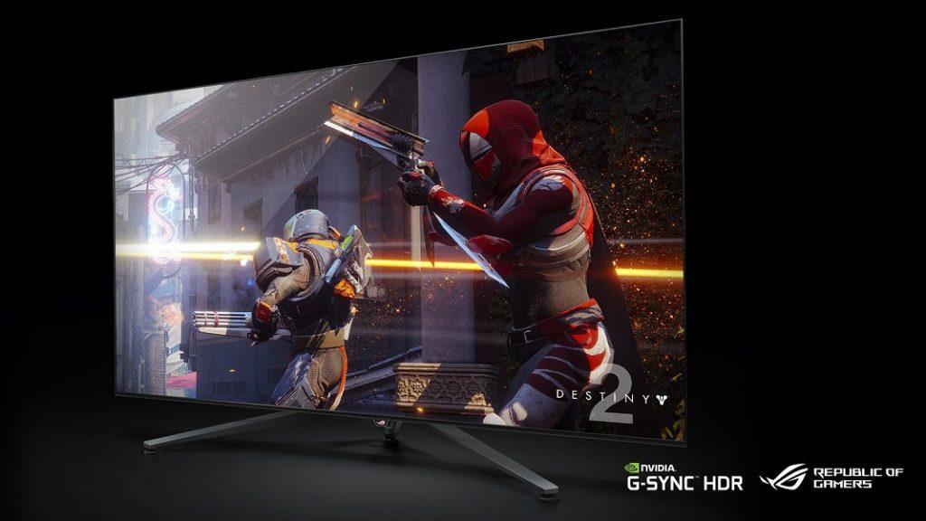CES 2018 - I monitor Nvidia BFGD sono il nuovo sogno dei gamer