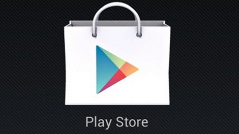 Google Play Store home