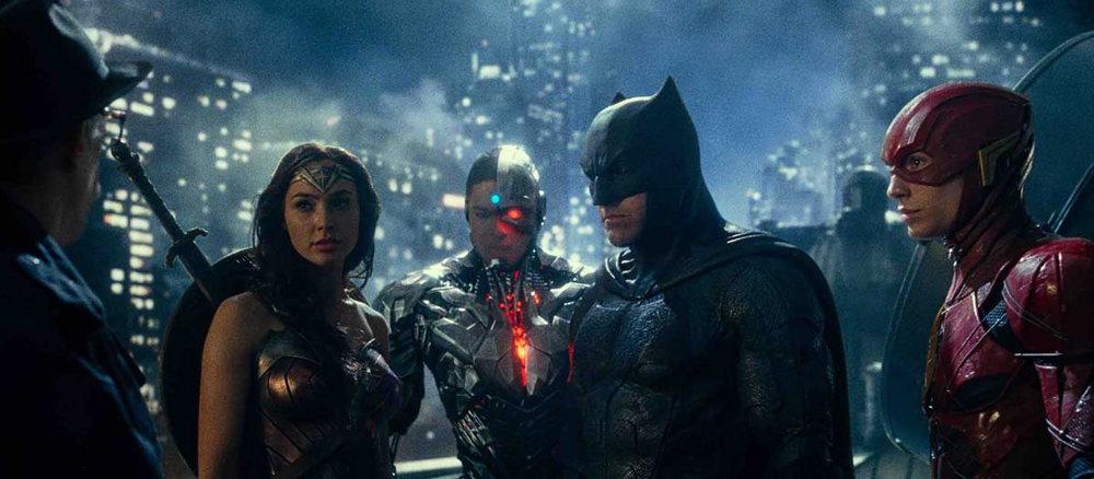 La Justice League si riunisce il 21 marzo