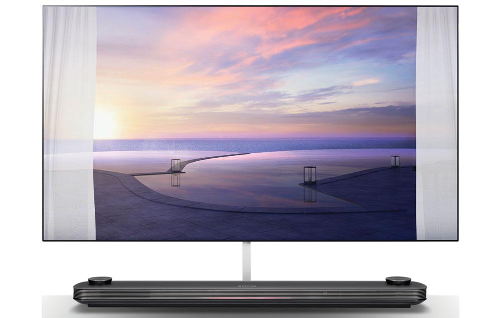 CES 2018: i nuovi TV OLED e LCD di LG in uscita quest'anno
