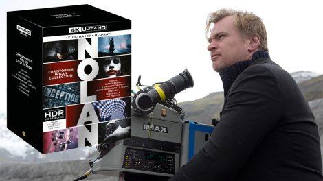 Nolan collection 4k