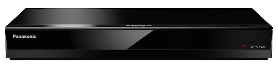 CES 2018 - Panasonic cala un nuovo poker di lettori Ultra HD Blu-ray