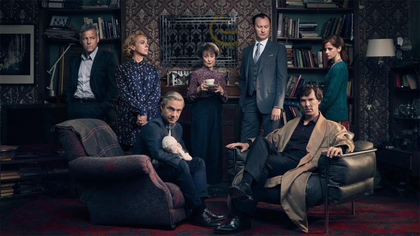 Sherlock 4 Koch Media