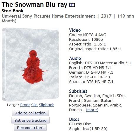 Snowman 7.1