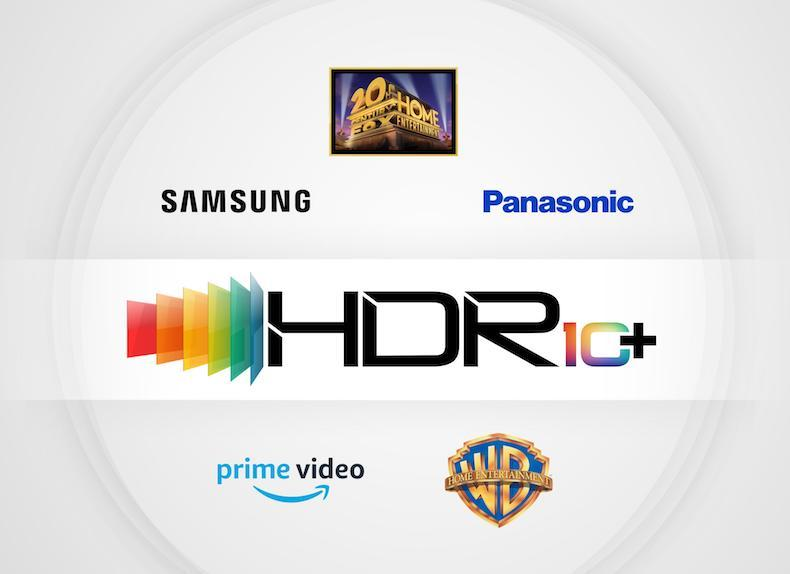 HDR10+: logo sui TV Samsung 2018 e partnership con Rakuten TV