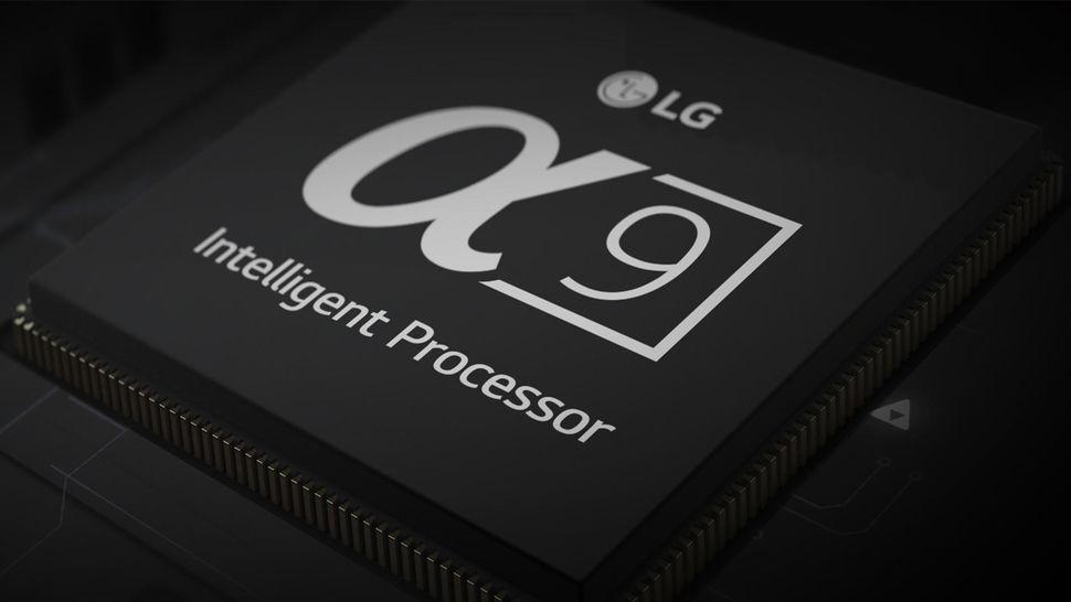 LG annuncia il nuovo processore Alpha 9 per i TV OLED 2019