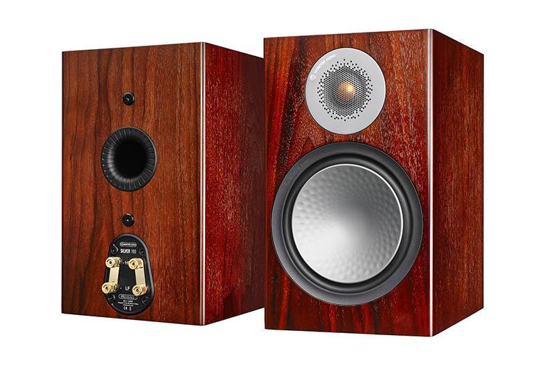 Monitor Audio Silver 100: impossibile non innamorarsene