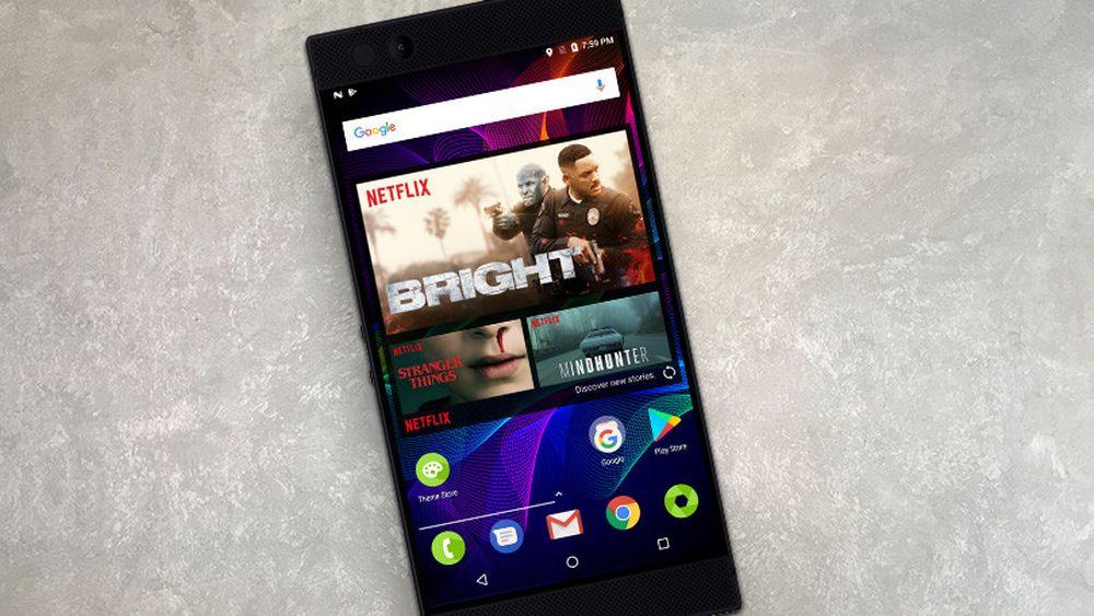 CES 2018 - Razer Phone supporterà contenuti Netflix in HDR10 e Dolby Digital Plus