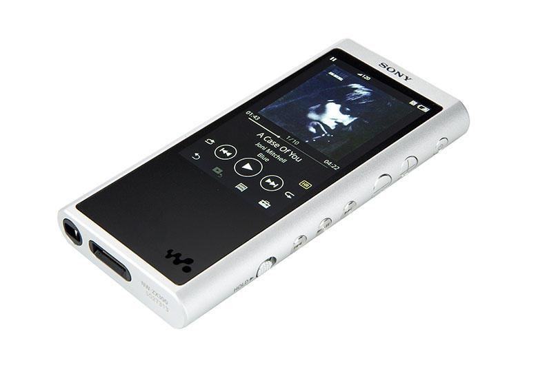 Sony NW-ZX300: il DAP hi-res MQA dal sound timido