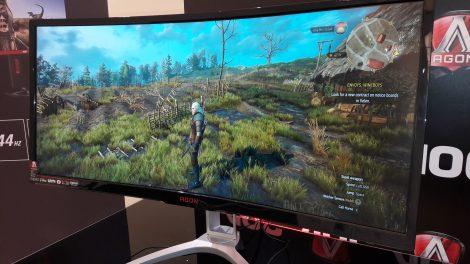 AOC e Philips - Monitor gaming e professional