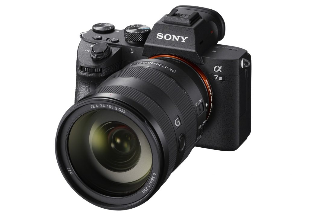 Sony α7 III: la nuova mirrorless Full Frame dal prezzo accattivante
