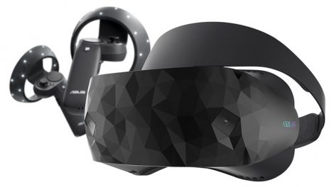 ASUS WINDOWS MIXED REALITY HEADSET HC102_3