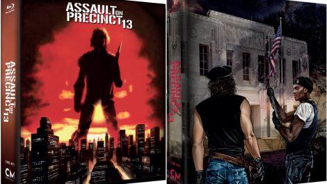 Distretto 13 - Le brigate della morte [BD Cinemuseum]