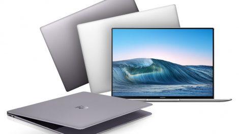 Huawei Matebook X Pro Home