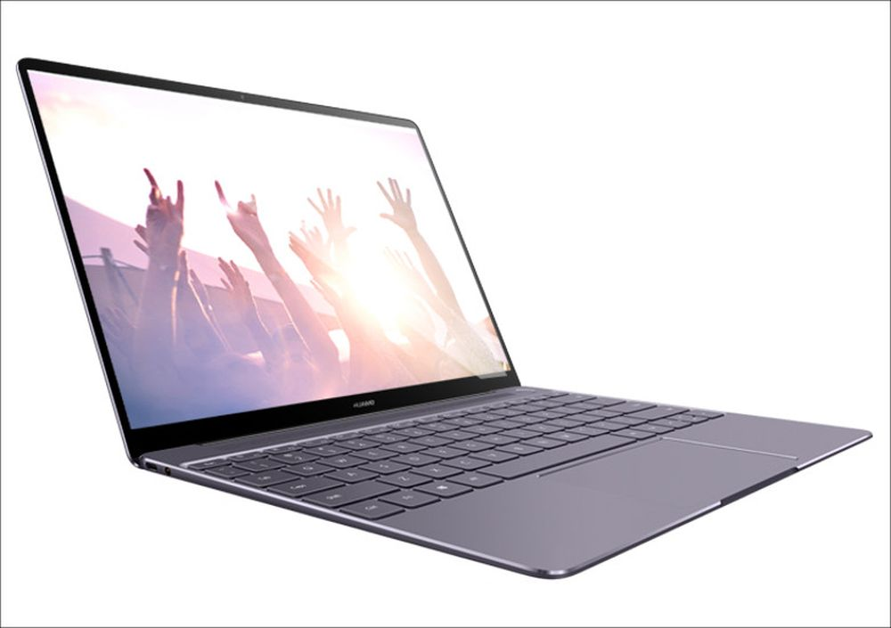 Huawei MateBook X Pro, l'ultrabook con la webcam nascosta