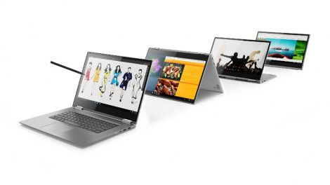 Lenovo Yoga apre