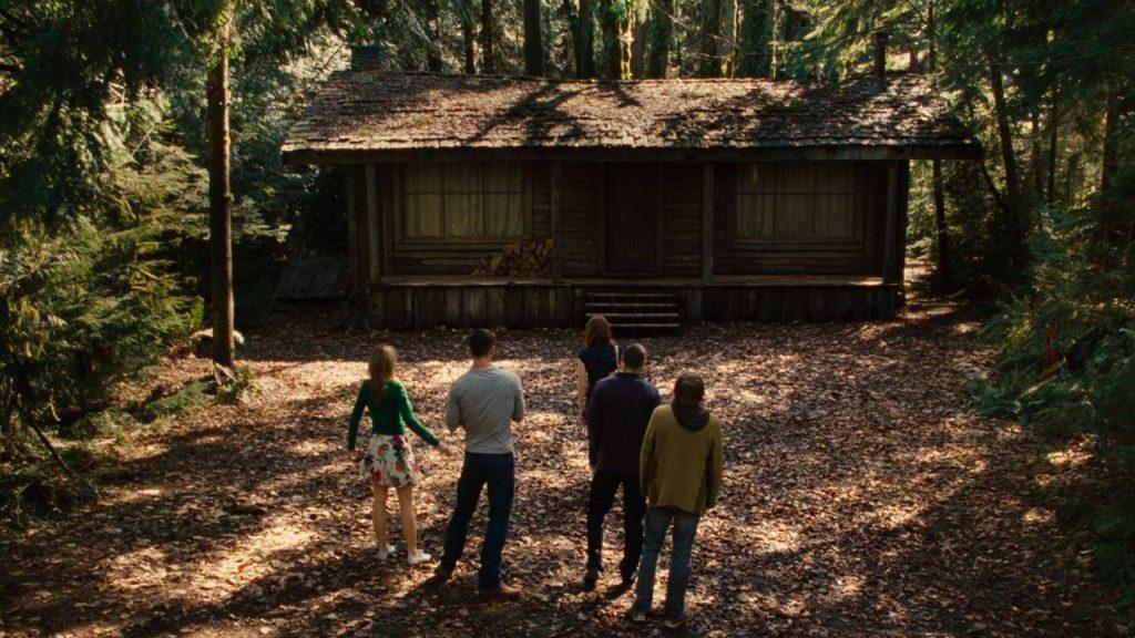 Quella casa nel bosco [BD]