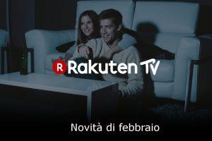 Rakuten TV febbraio