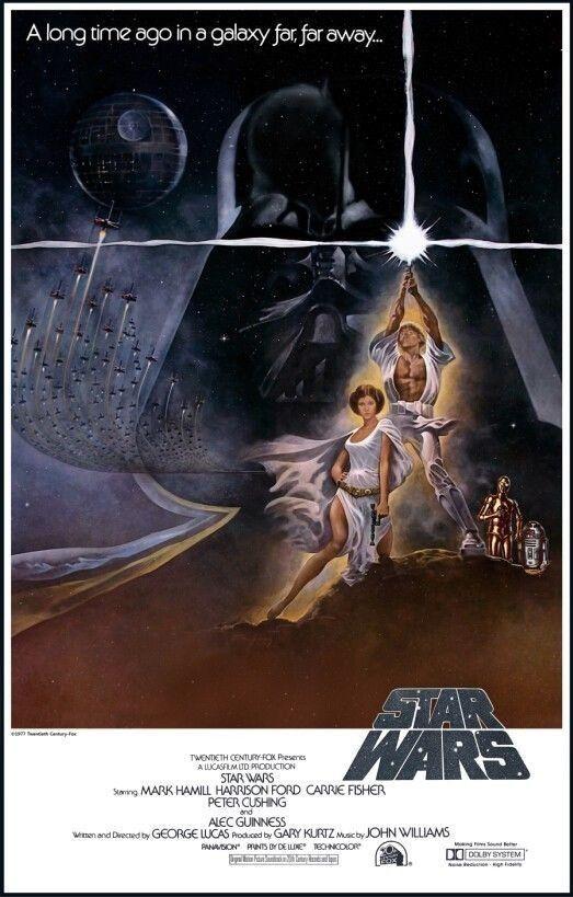 L'intera saga di Star Wars in 4K-HDR? Sognare non costa nulla