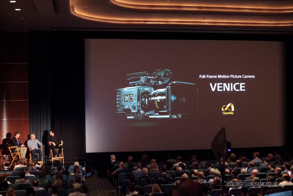 Venice, l'ultima frontiera per le riprese secondo Sony