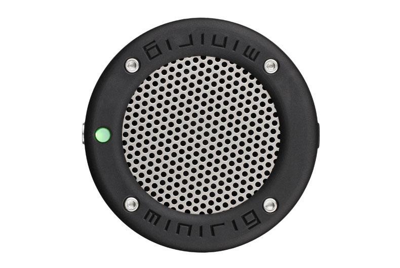Minirig Mini: lo speaker Bluetooth ultracompatto che suona così così