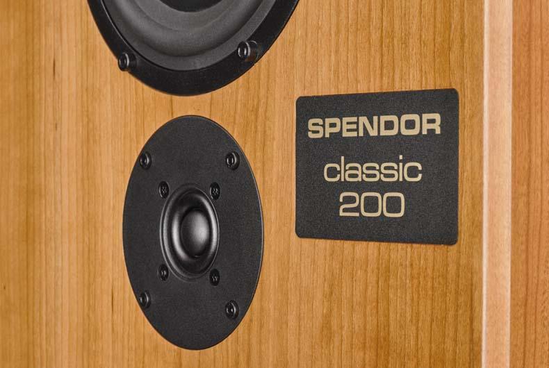Spendor Classic 200: il mix vincente di tradizione e innovazione