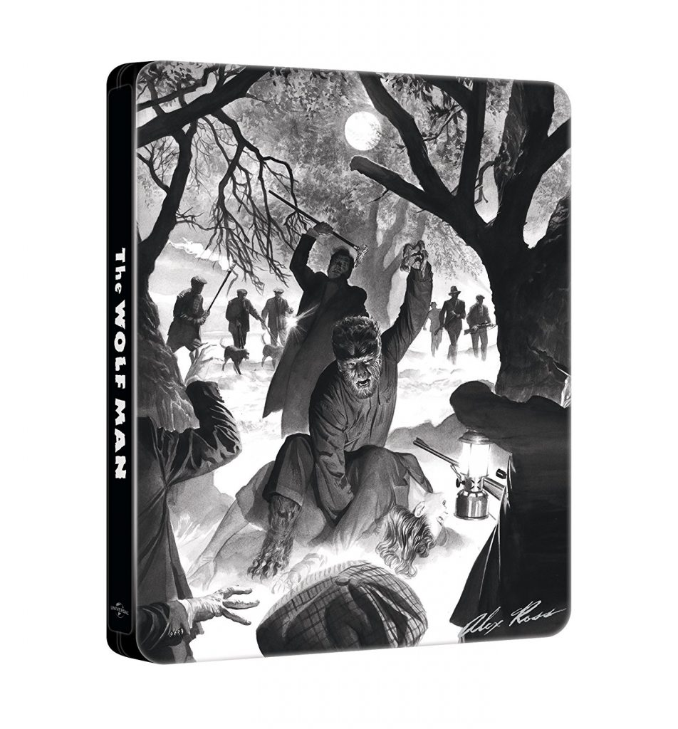 L'Uomo Lupo (1941) [Blu-ray]