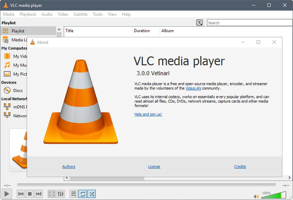 VLC, arriva la versione 3.0 con tante novità