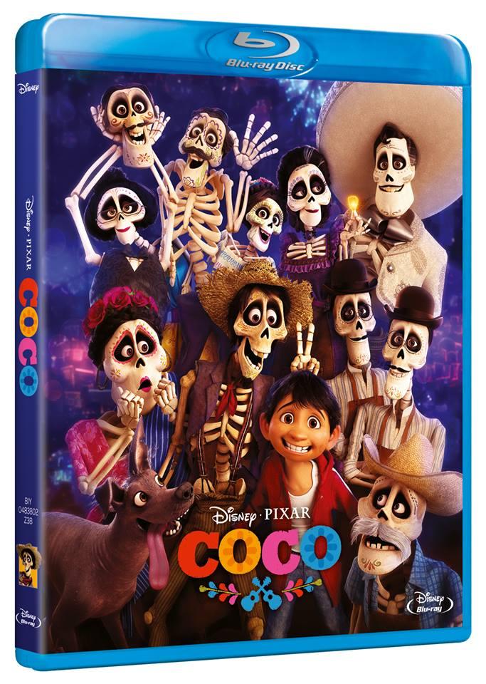 Il 26 aprile arriva Coco... in 7.1