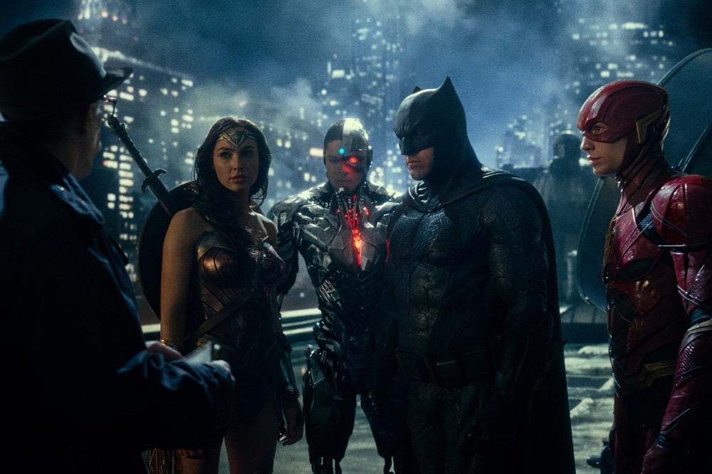 Justice League [UHD]