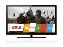 Streaming video Netflix TV
