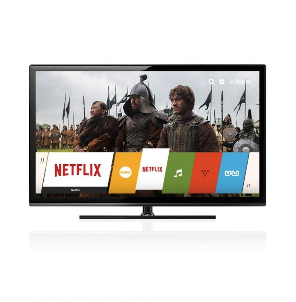 Streaming video Netflix TV