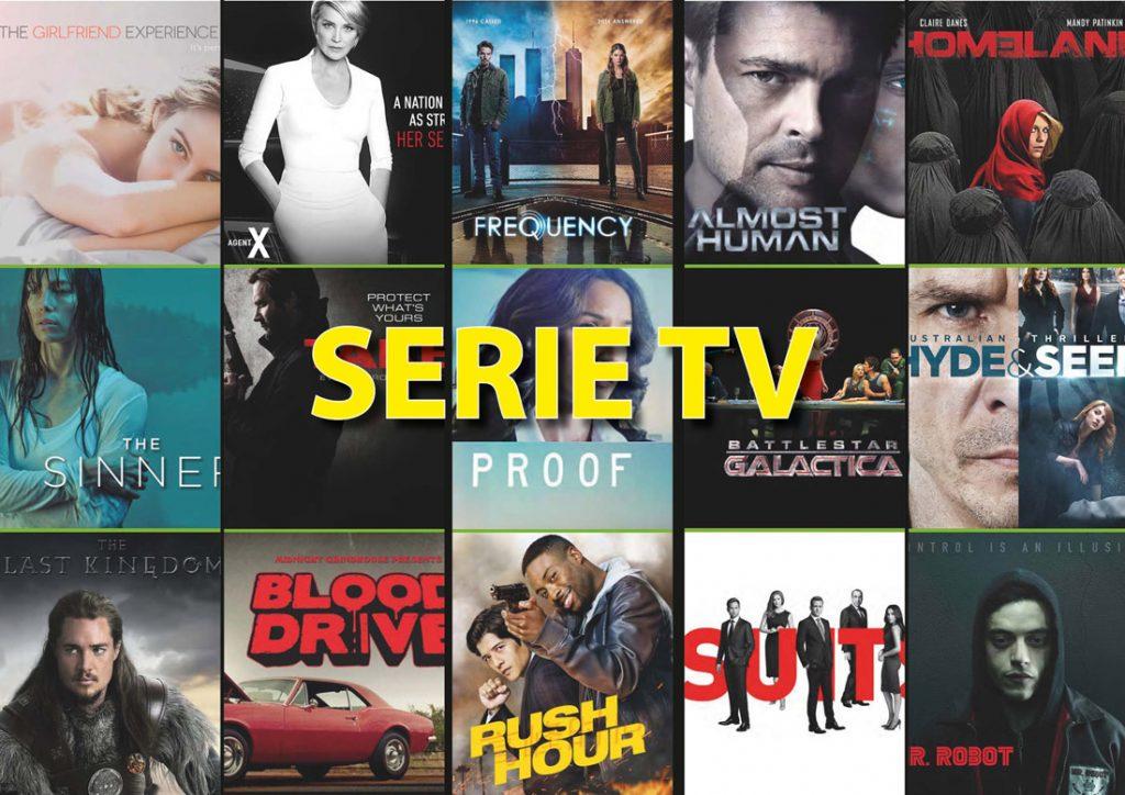 Debutta Mediaset 20, il canale per film e serie TV