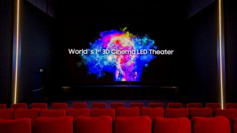 cinema led