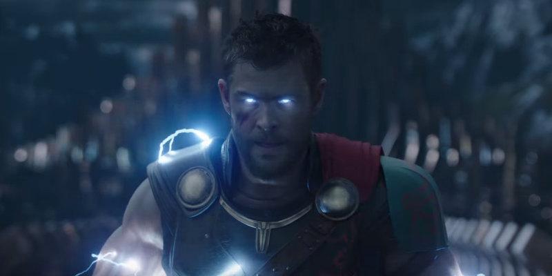 Thor Ragnarok [Blu-ray]