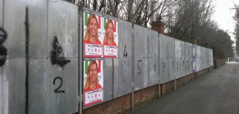 cartelloni elettorali