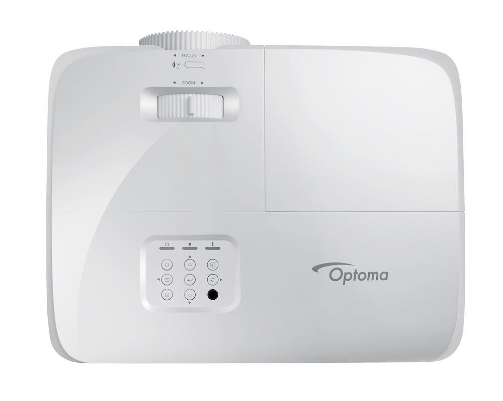 Optoma HD27e: fino a 300 pollici in Full HD a 699 euro
