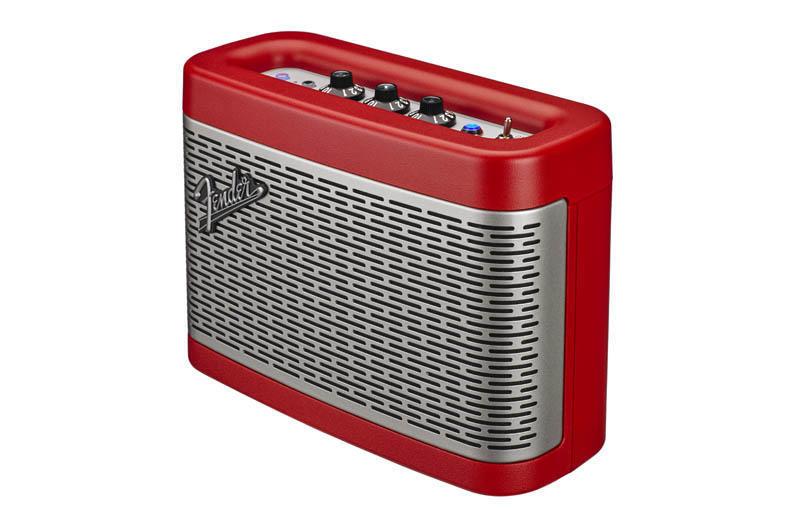 Fender Newport: lo speaker Bluetooth con una marcia in più