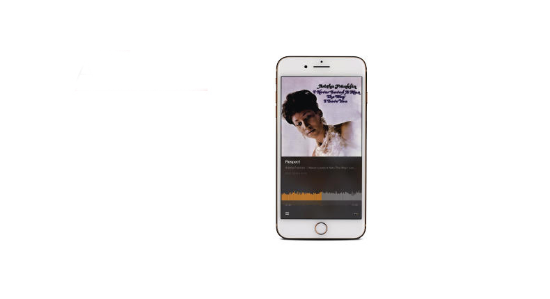 file hi-res su iPhone