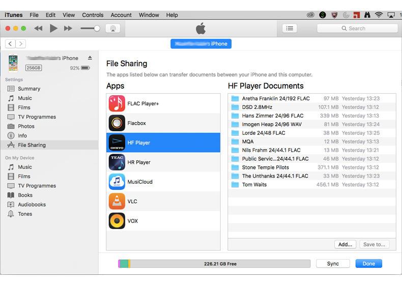 Come riprodurre file hi-res su iPhone: la guida completa