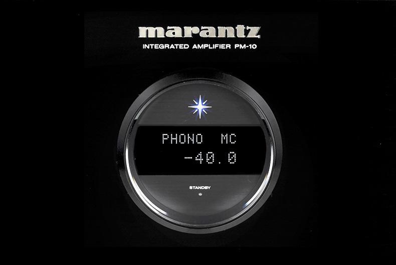Marantz PM-10: un ampli integrato con tanti muscoli e tanto cervello
