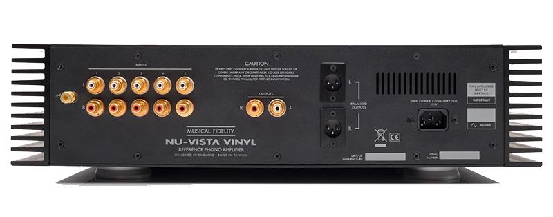 Nu-Vista Vinyl
