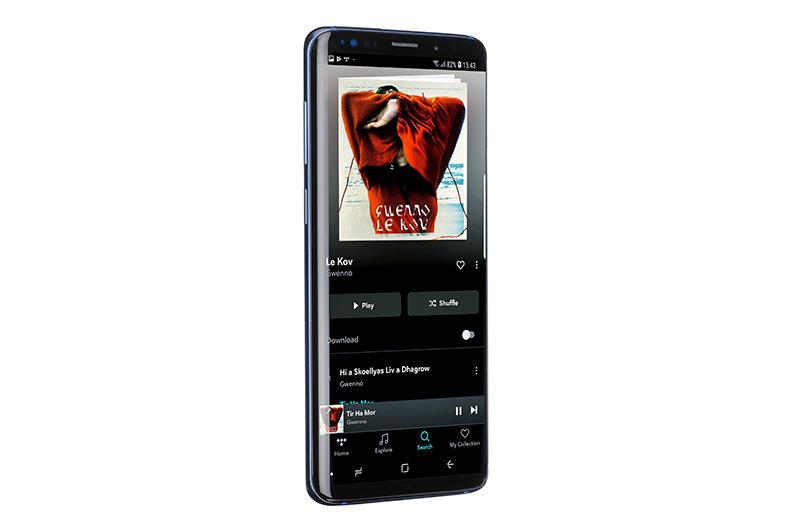 Galaxy S9+ fa tutto benissimo anche senza l'effetto sorpresa