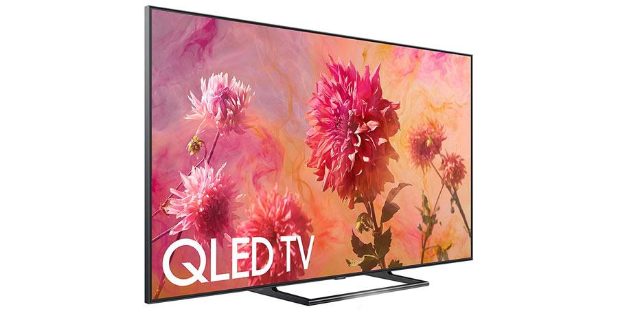 Rimborsi fino a 500 euro per cinque TV QLED di Samsung