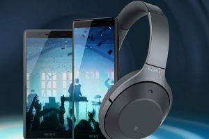 Cuffie Sony WH-1000XM2 in regalo a chi preordina un Xperia XZ2 o XZ2 Compact