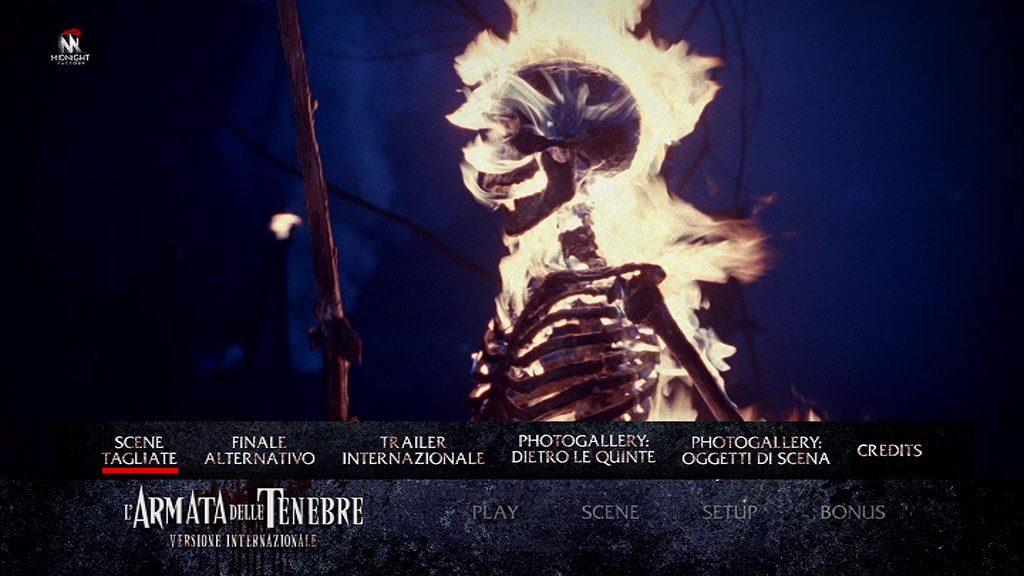 L' armata delle tenebre - Limited Edition [3 BD + 4 DVD]