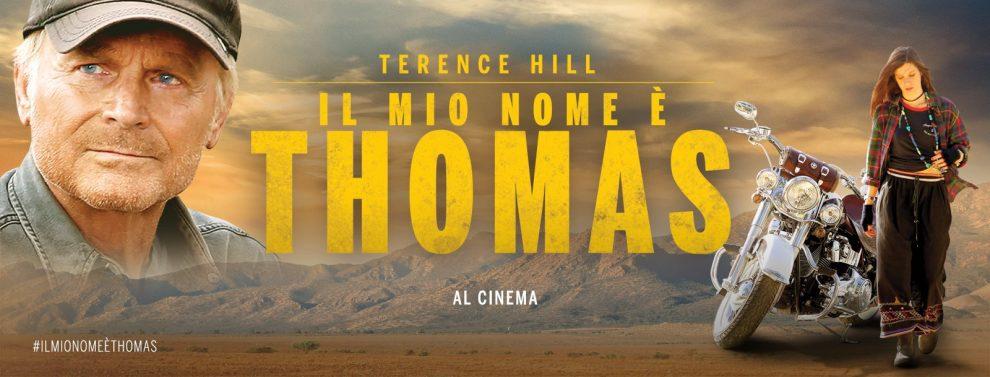 Il mio nome è Thomas girato con Sony CineAlta F55 4K