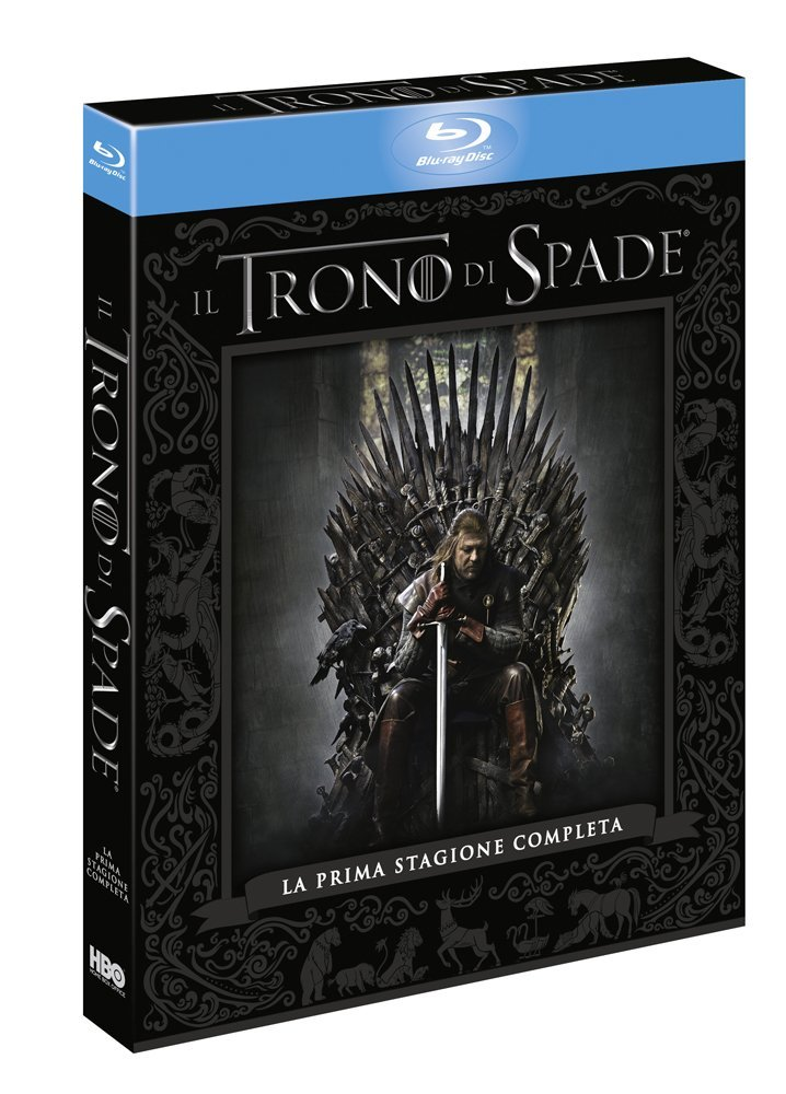 Una data italiana per la prima stagione de Il Trono di Spade in Ultra HD Blu-ray